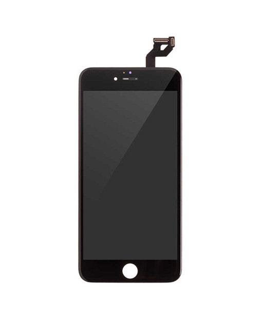LCD Display and Touch Screen Digitizer Assembly With Frame For iPhone 6S Plus - Black (Incell)