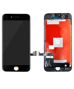 LCD Display and Touch Screen Digitizer Assembly With Frame For iPhone 7 - Black (Incell)