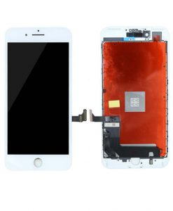 LCD Display and Touch Screen Digitizer Assembly With Frame For iPhone 7 Plus - White (Incell)