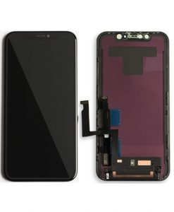 LCD Display and Touch Screen Digitizer Assembly With Frame For iPhone XR (FOG)
