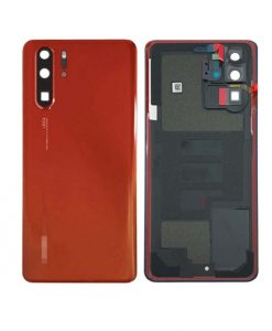 OEM Battery Cover with Camera Glass for Huawei P30 Pro - Orange