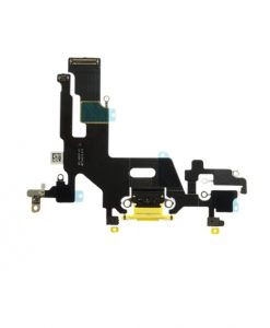 OEM Charging Port Flex Cable For iPhone 11 - Yellow