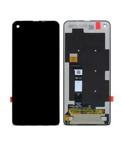 LCD Display and Touch Screen Digitizer Assembly For Moto One Vision P50 XT1970 - Black
