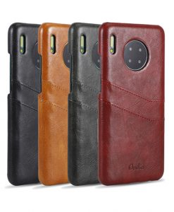Leather Case With Card Slots For Huawei Mate 30 / Mate 30 Pro
