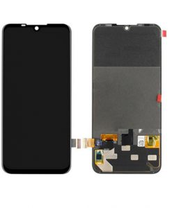 OEM Screen Replacement For Moto One Zoom XT2010 - Black