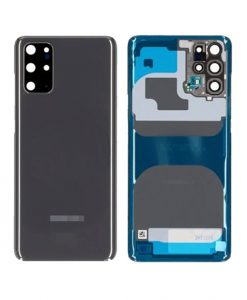 OEM Battery cover with Camera Glass For SamSung Galaxy S20 Plus - Cosmic Grey
