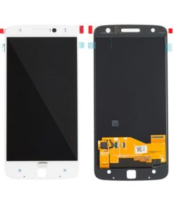OEM Screen Replacement For Moto Z Droid (XT1650-01 XT1650-03) - White