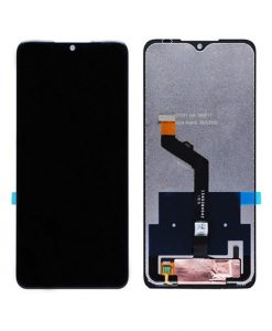 OEM Screen Replacement For Nokia 7.2 - Black
