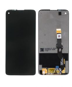 LCD Display Touch Screen Glass Digitizer Assembly Replacement for Moto G8 Power