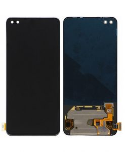 OEM Screen Replacement For OnePlus Nord - Black