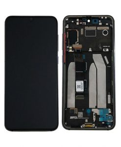OEM Screen Replacement with Frame For XIAOMI MI 9 SE - Black