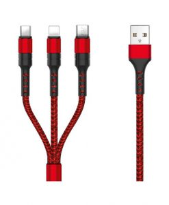 5A Super Charge 3 in 1 Cable